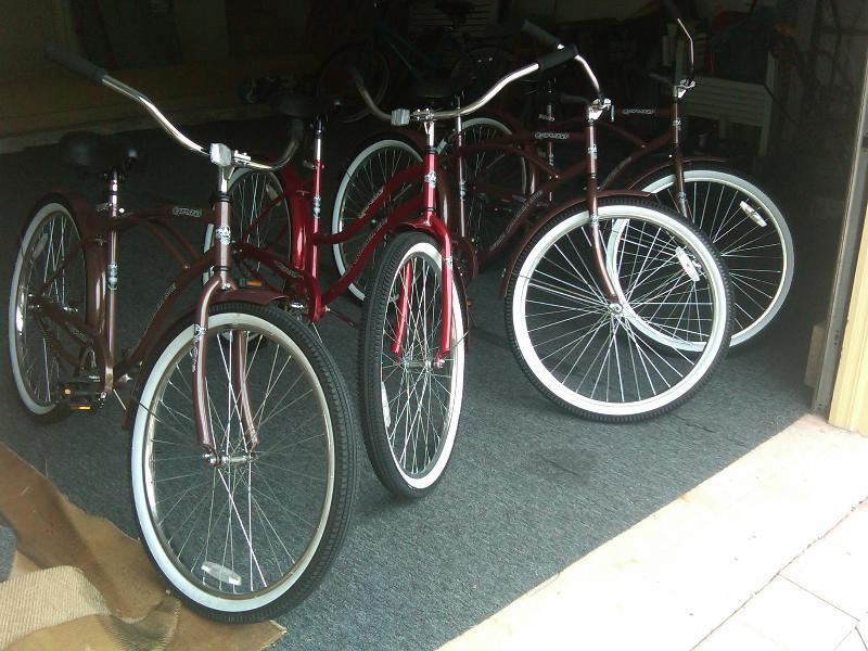 20 plus Bikes
