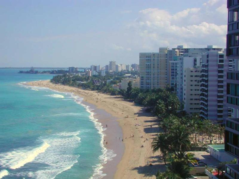 Two Miles of White Sand Beaches