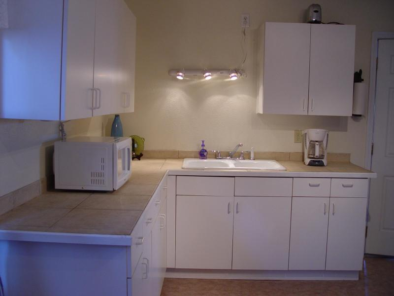 Enjoy the convenience of a fully equipped kitchen