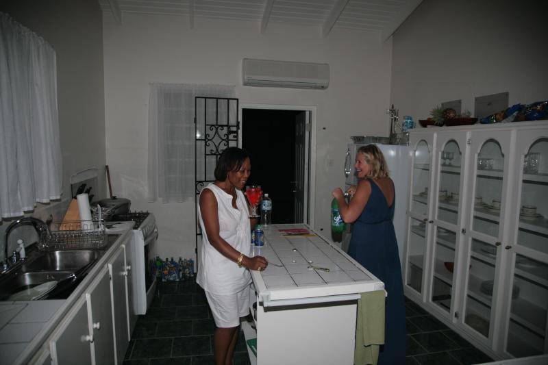 Gladstone Apartment Kitchen