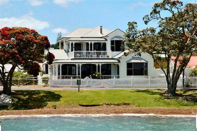 Russell Waterfront Holiday Home. A Must visit site, location de vacances à Bay of Islands