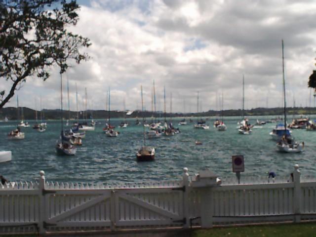 The Coastal Classic yacht race has arrived.