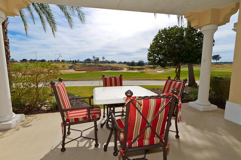 Golf views at Reunion Resort, location de vacances à Polk City