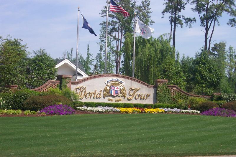World Tour/Grande Villas Entrance