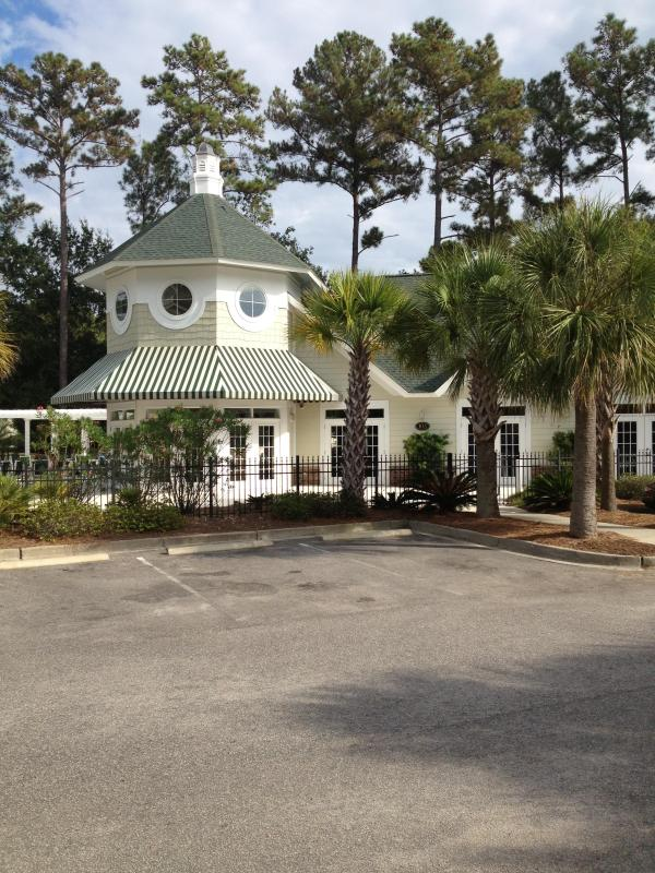Fitness Center and Pool house