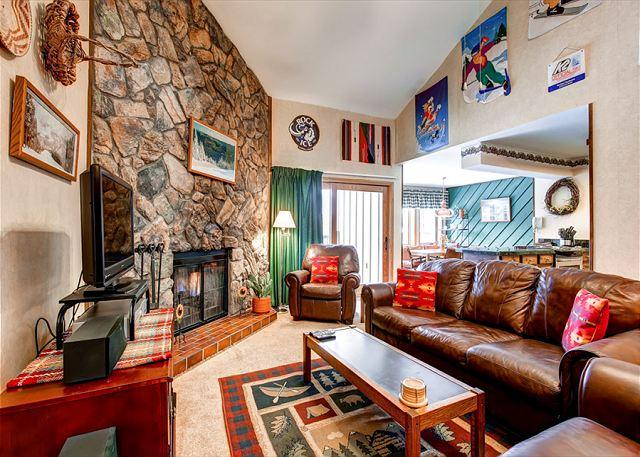 Park Place 302B Ski-in Condo Downtown Breckenridge Colorado Vacation, vacation rental in Breckenridge