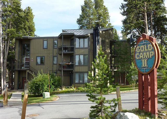 Gold Camp Condo on Peak 8 Breckenridge Lodging Condo Rentals