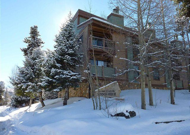 Sundowner Condos in Winter Breckenridge Lodging