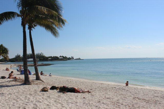 Sombrero Beach Public Park a short drive