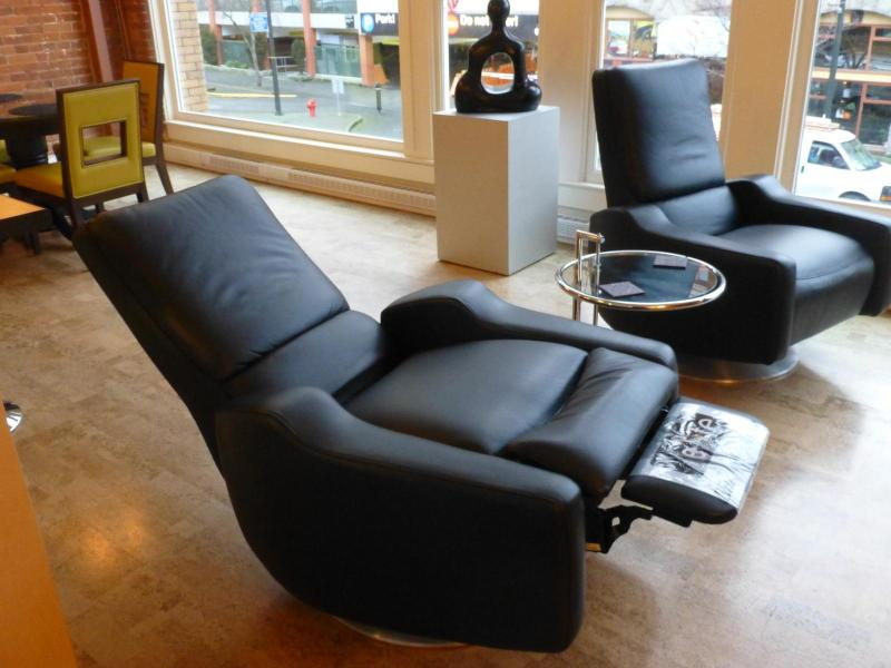 Chairs Recline and Swivel