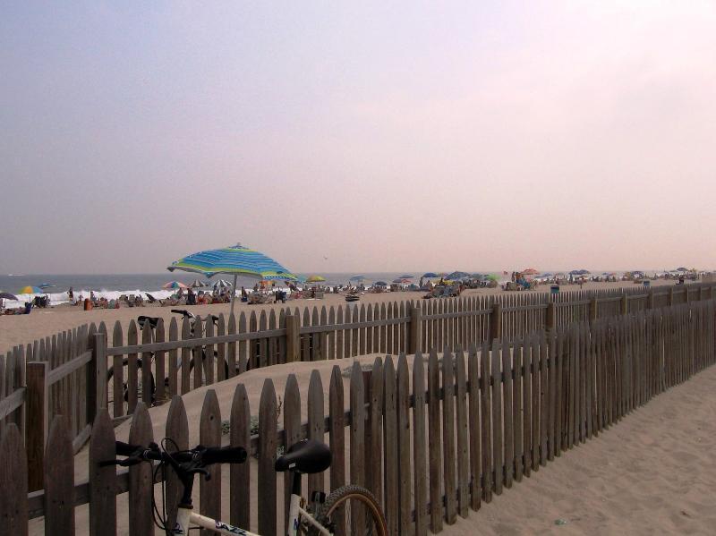 Onze prive strand
