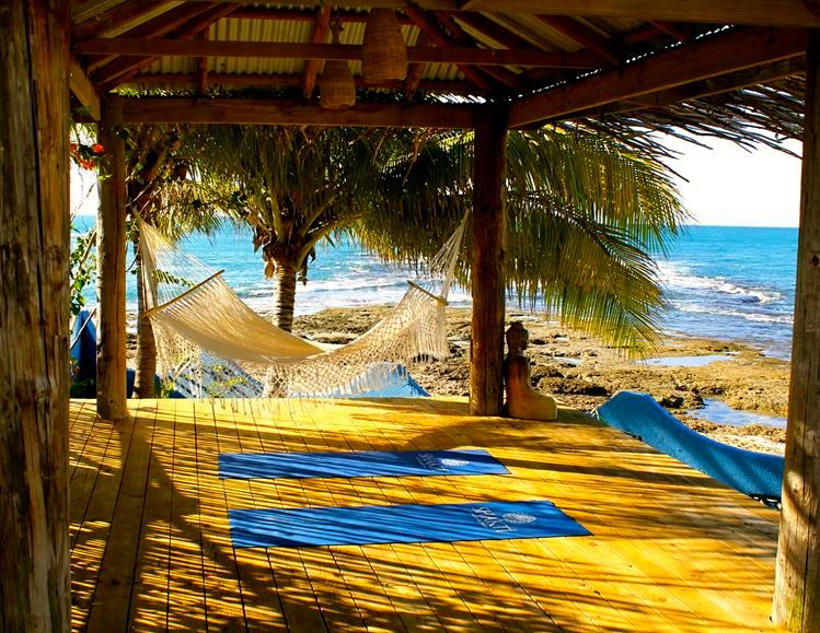Imagine Yourself on that Hammock right now…..