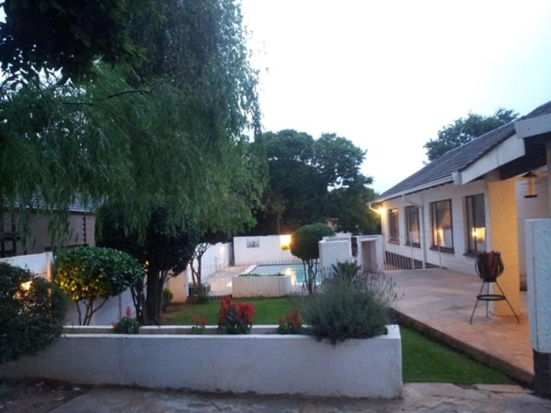 The Royal Princess Garden in Randburg, holiday rental in Krugersdorp