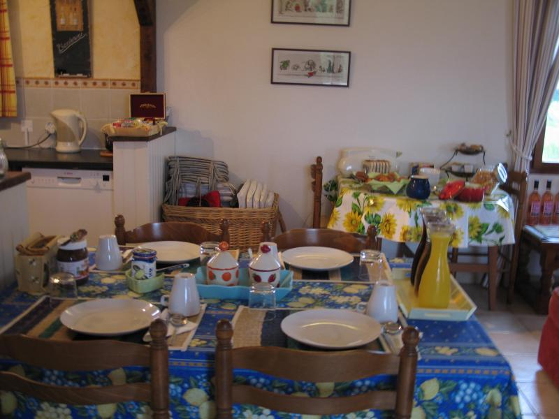 Our Breakfast Table