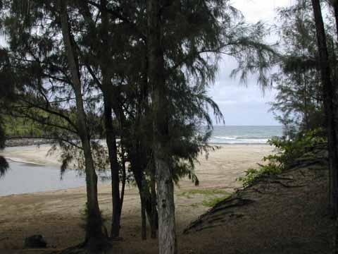 Kahili-Quarry Beach