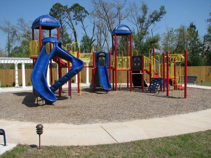 Playground next to Pool #2