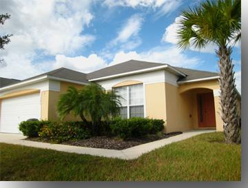 Orlando pool home for monthly rental