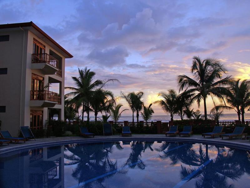 Sunset at Bahia Azul