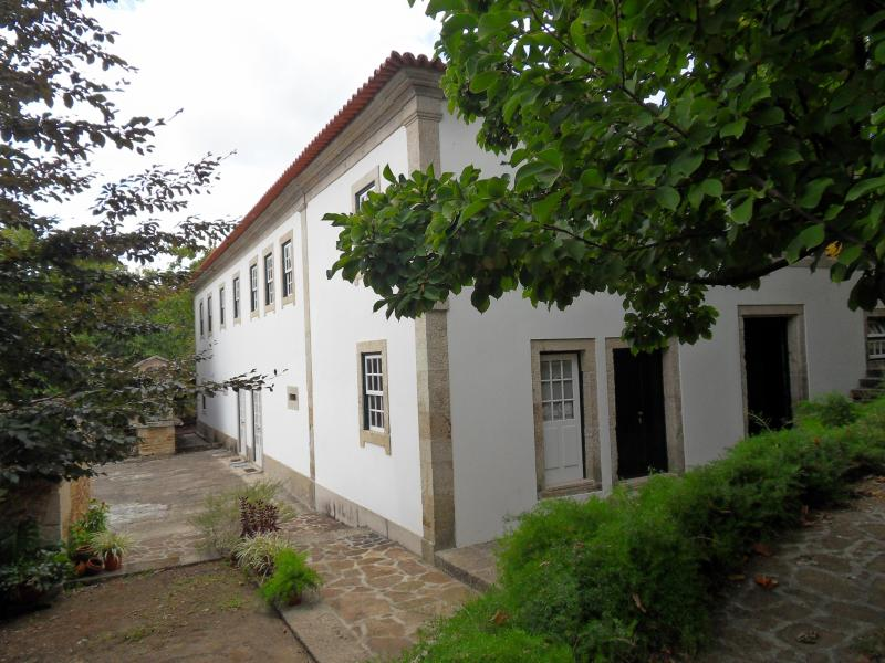 Main View of The House