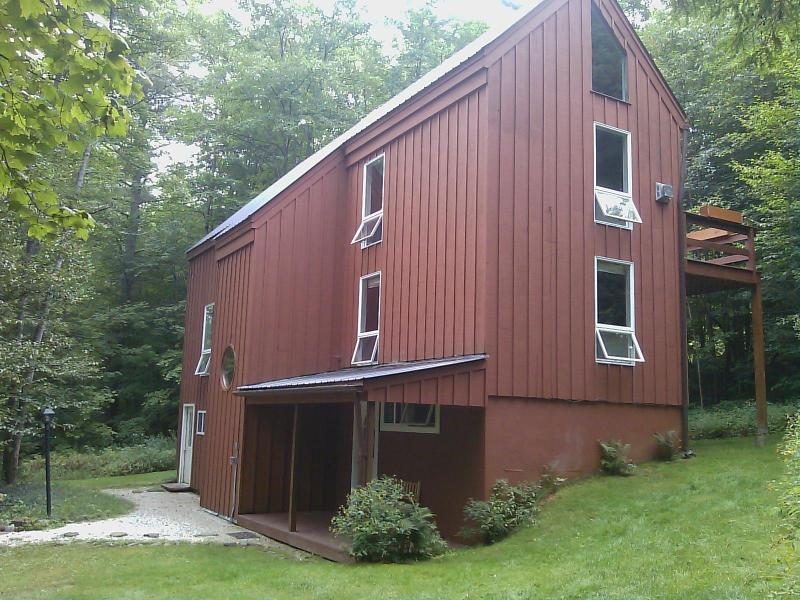 Great Year-Round Stowe Location
