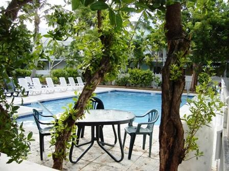 Artist Cottage in Truman Annex, vacation rental in Key West