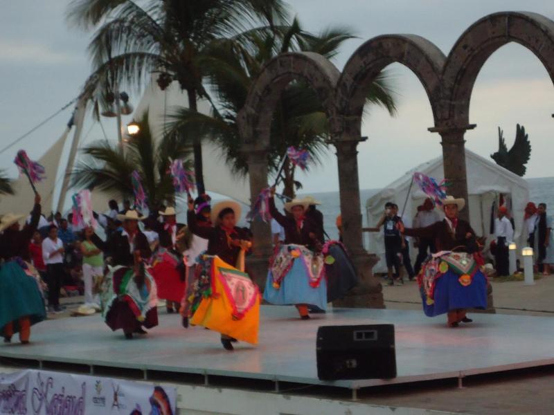 Danseurs sur le Malecon