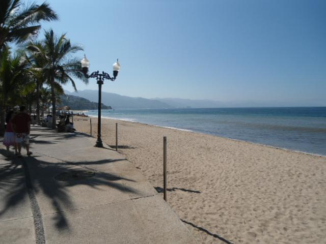 Plage hors Malecon
