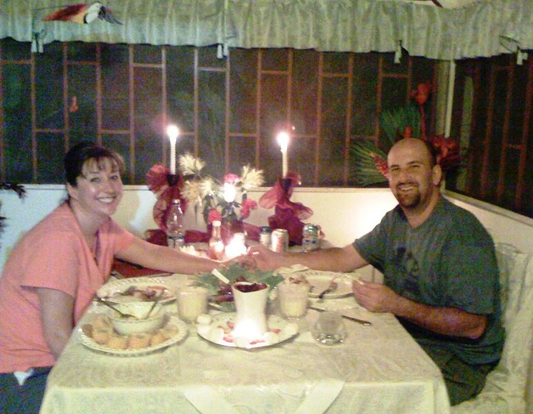 Angie & Derek's Honeymoon