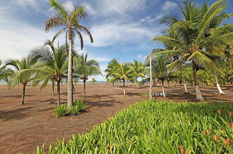 Jaco Beach in front of Bahia Encantada