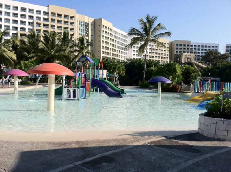 Grand Mayan Kiddie Pool