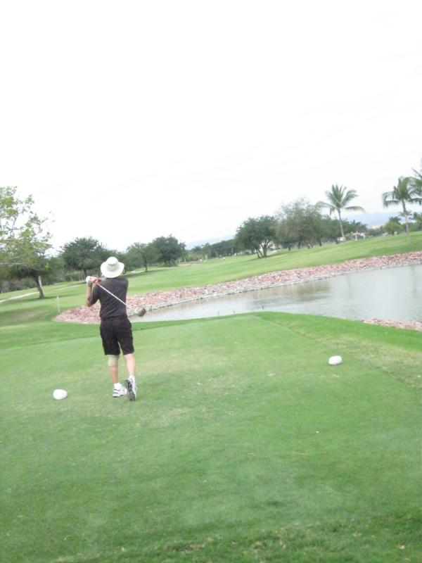 On the Front 9
