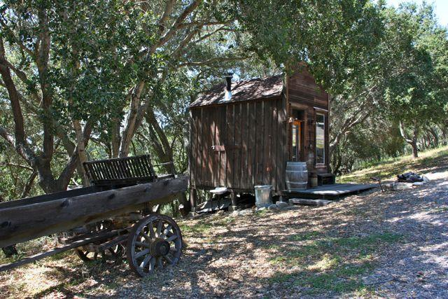 Historic Wagon and Saloon