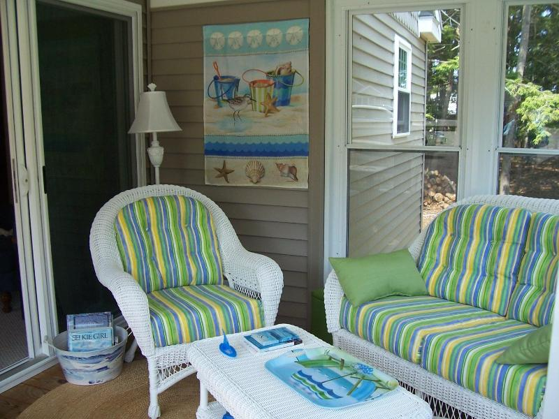 Beach Dreams ... Wells, Maine  ~ Selkie 167, holiday rental in North Berwick