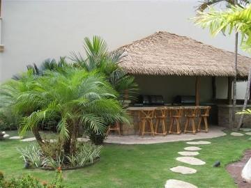 The Palms #7 Flmingo Beach Costa Rica BBQ Area