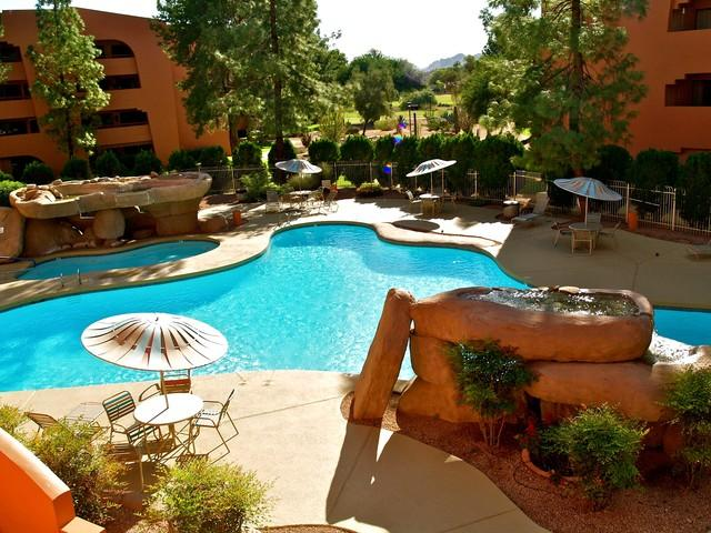 One of 5 Pools