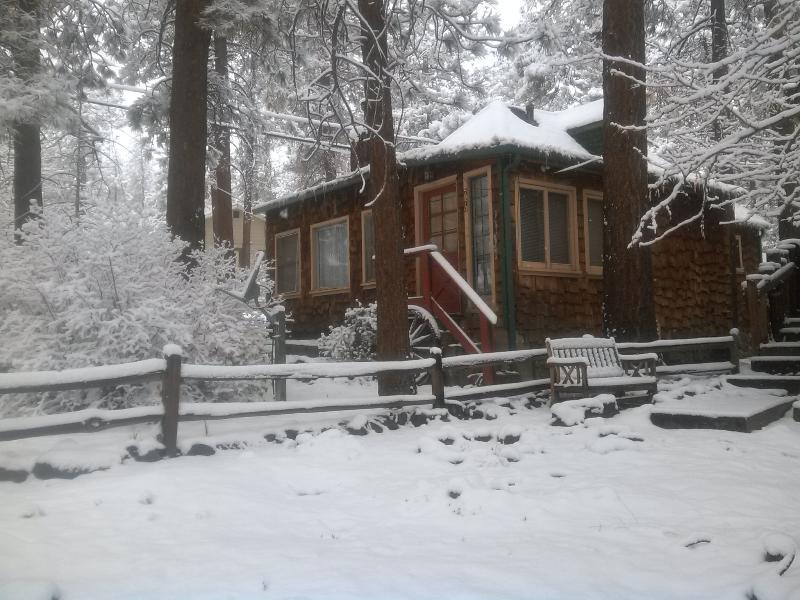 Noviembre nueva nieve