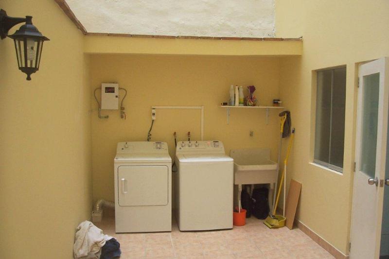 Laundry - patio