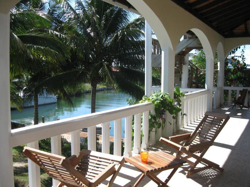 Veranda of Arches