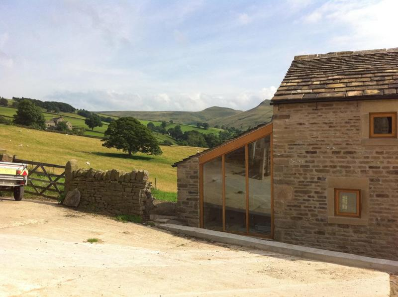 The Sheep Shack, Hayfield, Peak District, location de vacances à New Mills