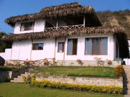 Beach House in front of the sea in Ecuador !!!!!, Ferienwohnung in Machalilla National Park