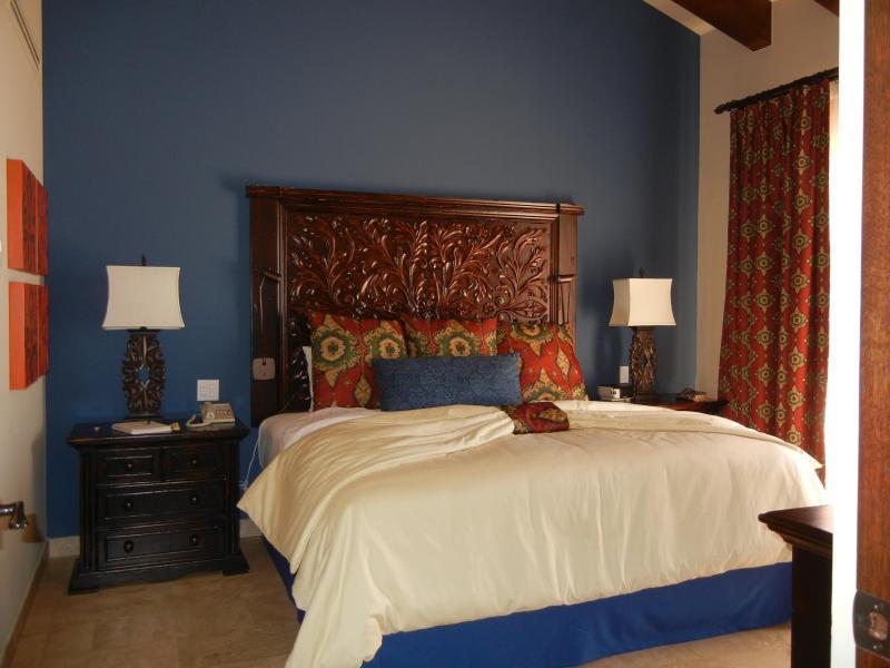 Chambre à coucher principale rez-de-chaussée
