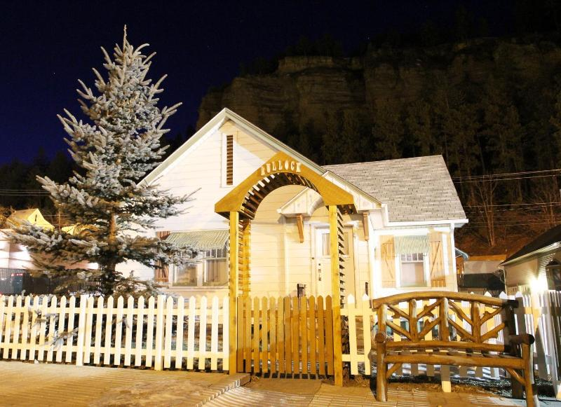 Bullock Cottage, vacation rental in Deadwood