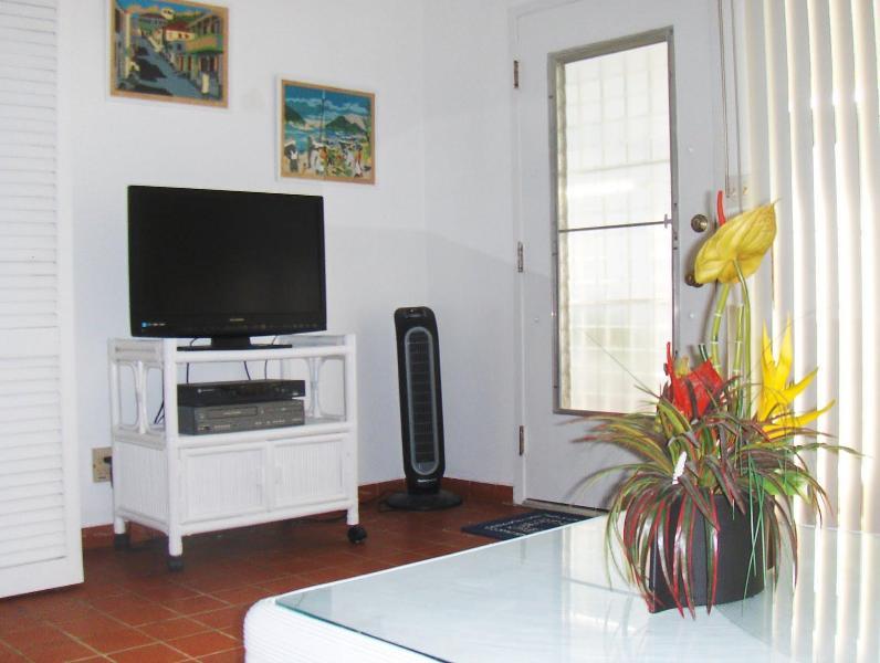 Living room - 26\' Flat panel LCD