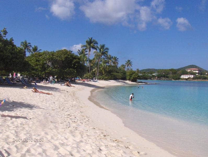 Our beach, never crowded