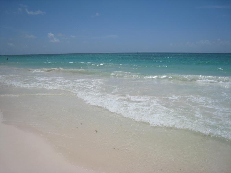 Beautiful Mamitas beach