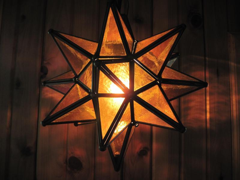 Lumières étoiles