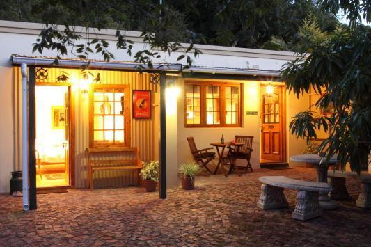 Strelitzia Cottage and The Tin Room