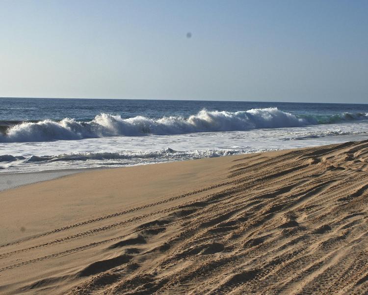 Pacific Ocean from ATV Ride