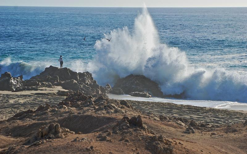 Awesome Power of the Pacific and Daring Mankind
