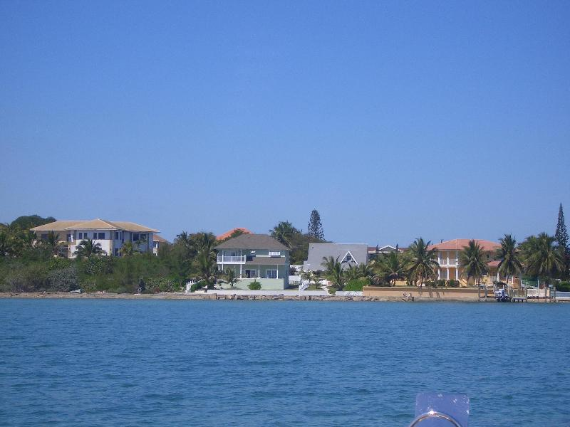 The Oceanfront Villa in \'green\' before \'yellow\'
